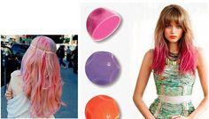 neue pastell einfache temporäre 12 farben ungiftig haar kreide farbstoff weiches haar pastell-Kit kreide pastell-Stick