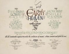 Ann Hechle, Sound (Earth and Heaven)