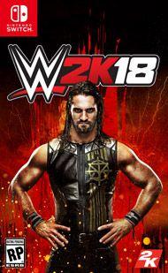 WWE 2K18 Nintendo Switch GameStop.com