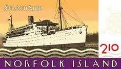 Sellos de la isla de Norfolk / La Isla Norfolk es un territorio australiano compuesto de tres islas en el océano Pacífico situada entre Australia, Nueva Zelanda y Nueva Caledonia, y es uno de los pocos territorios externos de Australia, situado a 1.400 km al este.