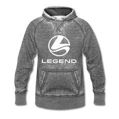 LEGEND SWEATSHIRT Hooded Sweatshirt | Legend Boats Apparel