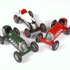 vintage wooden toy cars - Google Search