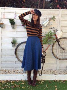 Me encanta el look que lleva aquí mi admirada Paula Echevarría. Bueno,  me encanta el look y también ella XD