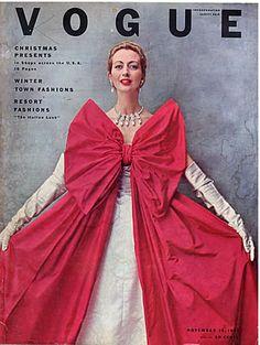 Vogue US, November 1951