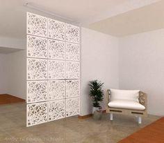 Divisor Separador De Ambiente De Diseño - $ 1.600,00
