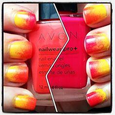 Avon Nailwear Pro+ Nail Polish