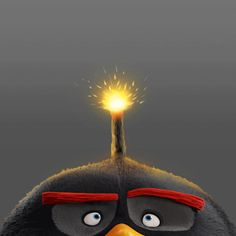 Angry Birds 2016 boom happy new year bomb