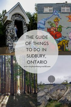 The guide of things to do in Sudbury, Ontario, Canada to plan your own weekend getaway Last Minute Vacation Deals, Best Vacation Spots, Last Minute Travel, Vacation Ideas, Travel Deals, Travel Destinations, Travel Hacks, Travel Essentials, Travel Tips