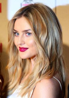 Perrie Edwards from Little Mix is well-known for loving a hot pink lip shade.