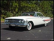 1960 Chevrolet Impala    #MecumKissimmee