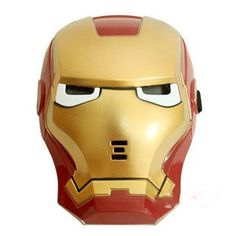 Anta also function with mask cosplay / masquerade / fancy dress Iron Man! Eye shines from today (jap @ niftywarehouse.com #NiftyWarehouse #IronMan #Iron-man #Marvel #Avengers #TheAvengers #ComicBooks #Movies