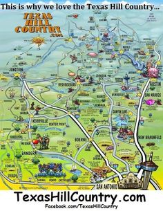 Map Of Texas Hill Country Cities.29 Best Texas Hill Country Images In 2017 Texas Hill Country
