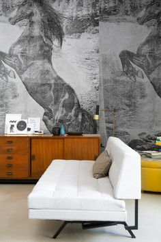 Wallcoverings | Wall coverings | El Caballo de Andy. Check it out on Architonic