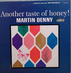 Martin Denny  Another Taste Of Honey 1963  LP Album Vinyl