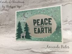 The Craft Spa - Stampin\' Up! UK independent demonstrator : Carols of Christmas #1