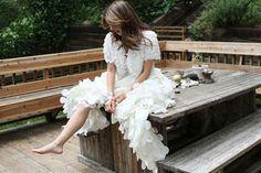 Fun - All white  Kathy Rose - closet visit