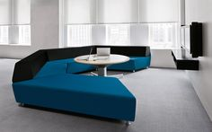 Seating islands | Lounge area-Waiting room | media:scape Lounge ... Check it on Architonic