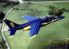Belgian Alpha Jet