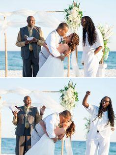 TYRELL & BRITTANY // WEDDING // NAVARRE BEACH, FL