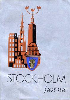 Stockholm. 3 weeks!