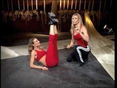 Jill Cooper - Interno cosce - nuovo esercizio - YouTube