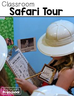 Classroom Safari by Play to Learn Preschool