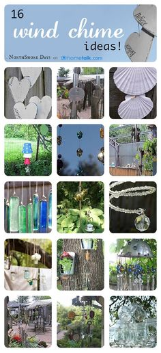 Windchime Ideas