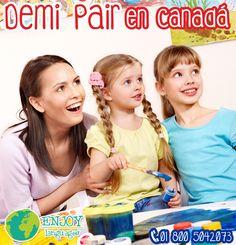 #ProgramaDelDía #DemiPair en #Toronto¿Tienes experiencia en el cuidado de los niños, un nivel del idioma intermedio-avanzado y te gustaría perfeccionar tu inglés en Canadá? ¡Este programa es excelente para ti! ¡Conoce las opciones que tenemos para ti! #EnjoyLanguages#Travel #Explore #EstudiaenelExtranjero