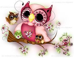 Hey, I found this really awesome Etsy listing at http://www.etsy.com/listing/127368569/under-her-wings-mothers-day-owl-art-open