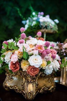 Bodas de Ouro | Isaura + Oswaldo | Vestida de Noiva | Blog de Casamento por Fernanda Floret