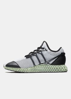 Adidas Y-3 Has Just Dropped Its High-Tech New Runner 4D