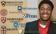AAReports: Teen accepted to all 8 Ivy League schools