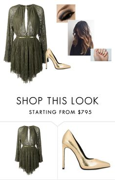 """Untitled #2331"" by joanna-111 ❤ liked on Polyvore featuring Jay Ahr and Yves Saint Laurent"