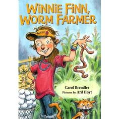 """""""With its unconventional female protagonist and clever storyline, Winnie Finn, Worm Farmer packs a powerful punch with lessons in economics about distribution and natural resources. The blend of substantive content, an engrossing story, and delightful illustrations will leave a lasting impression about the possibilities that come with a good idea."""""""