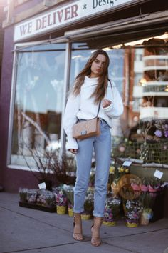 Class Is Internal by Sonya Esman. Classic Outfits, Chic Outfits, Classic Style, Daily Fashion, Girl Fashion, Fashion Story, Fashion Ideas, Street Chic, Street Wear
