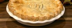 Carla's pot pie is tasty and filling way to make use of your leftover turkey!