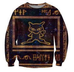 Pokemon Ancient Mew Sweatshirt