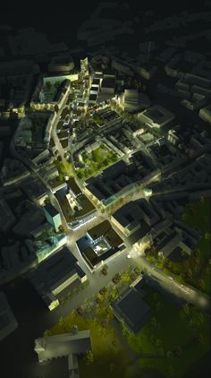 'Thomas B. Thrigesgade' City Design, Odense by Entasis