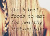6 Best Foods To Healthy Hair - Roadmap To Hair Health foods to eat for healthy hairfoods to eat for healthy hair Hair Health And Beauty, Beauty Skin, Hair Beauty, Healthy Mind And Body, Healthy Hair, Unnatural Hair Color, Let Your Hair Down, Just Dream, Great Hairstyles