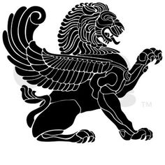 persian_lion_tile_coaster