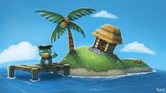 DAY+129.+Animal+Crossing+-+Island+(35+Minutes)+by+Cryptid-Creations.deviantart.com+on+@DeviantArt