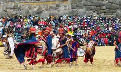 Inti Raymi: fête inca à Cusco
