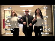 """Eye of the Preterite"" video to teach Spanish preterite"