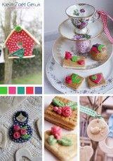 Zoutdeeg-kinderpartijtje Fabric Glue, Pasta, Fimo Clay, Salt Dough, Lalaloopsy, Cold Porcelain, Christmas Time, Decorative Plates, Diy Projects