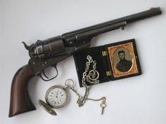 richards type 1 conversion pictures | Colt 1860 First Model Original Cartridge C. B. Richards Conversion