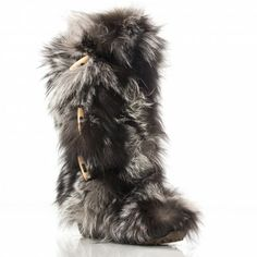 Fluffy furry snow boots! 7 | Boots, Snow and Etsy