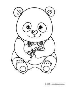 see more animal coloring pagescoloring sheetscoloring book colouringpanda partyonline coloringcute pandapanda bearswild animals