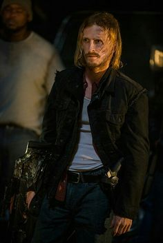The Walking Dead Season 7 Dwight (Austin Amelio) in Episode 1 Photo by Gene Page/ Walking Dead Images, The Walking Dead 2, Walking Dead Season, Austin Amelio, Twd 7, Best Tv Series Ever, The Day Will Come, Daryl Dixon, Season 7