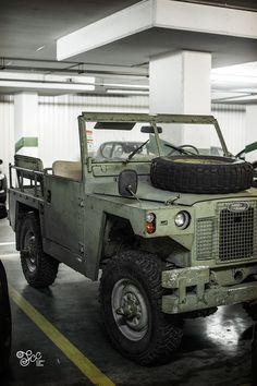 Land Rover Santana Legero - Classic Car · Vintage · Off-road · 4x4 · Militar