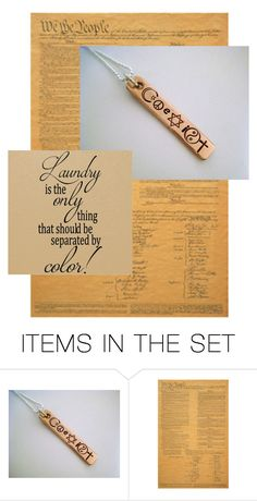 """""""Today's Perfect Necklace"""" by knotchacha ❤ liked on Polyvore featuring art"""